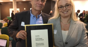 Energy Opticon win Cleantech Award