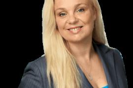 Moa Dahlman Truesdale, CFO of Energy Opticon